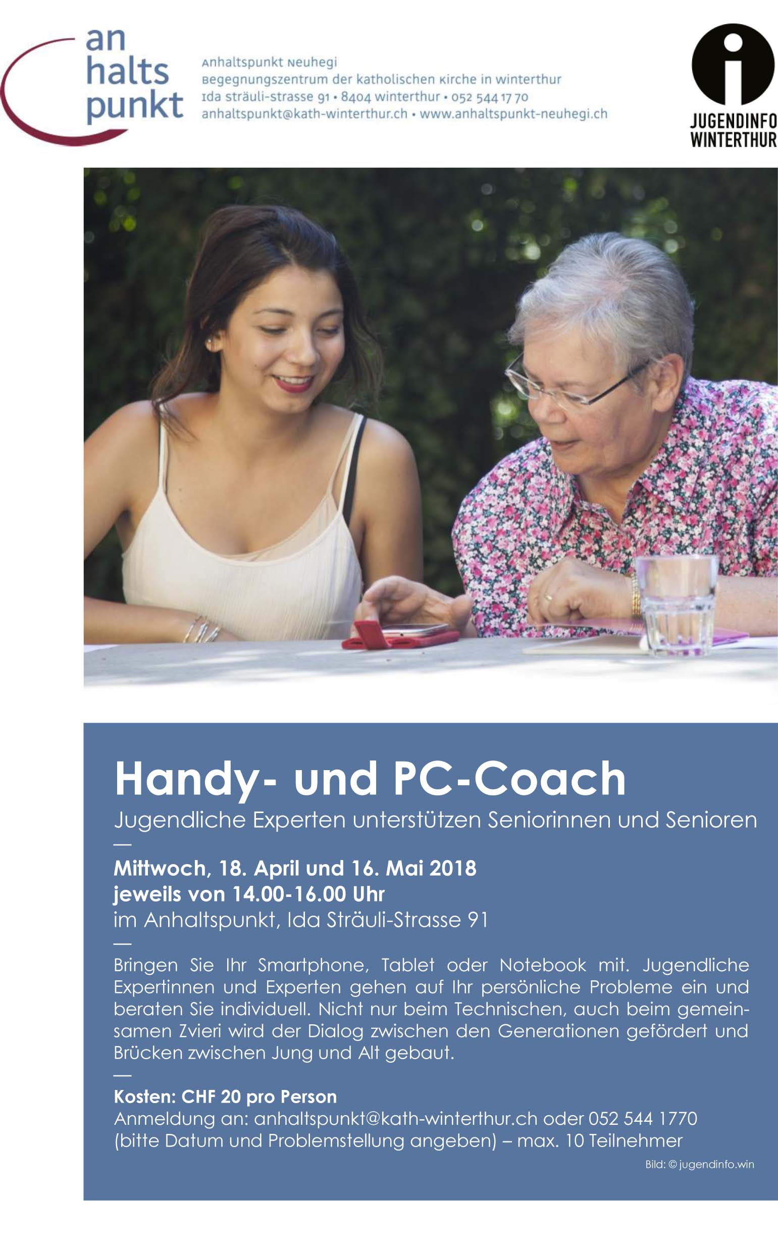 ahp Handy PC Coach 18