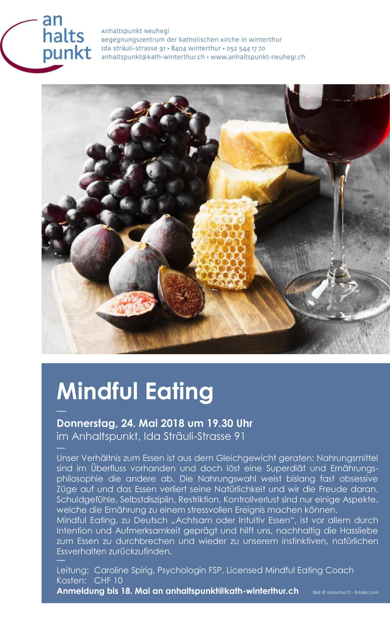 ahp Mindful Eating